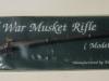 Civil War Musket Rifle   $8.00