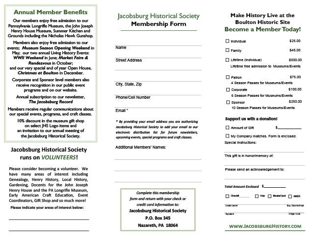 JHS Member Brochure_OnePageWeb