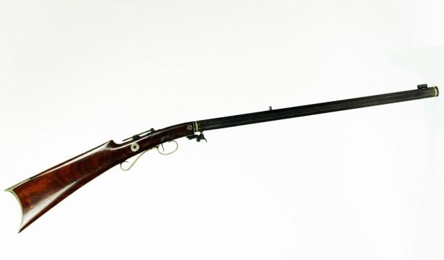 Underhammer Rifle - 2