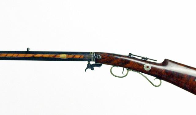 Underhammer Rifle